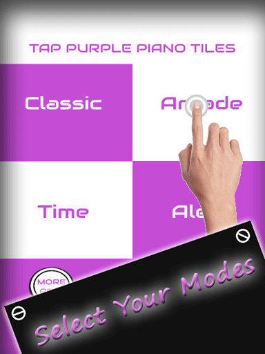 玩免費益智APP|下載Piano Tiles :Purple Color Tap app不用錢|硬是要APP
