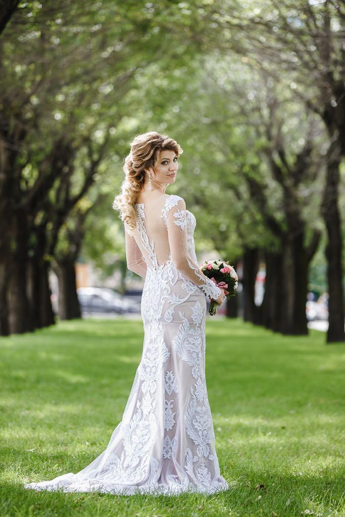 Студия пошива свадебного платья  Федотовой Надежды в Хабаровске