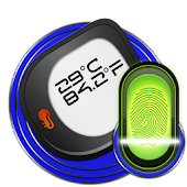 Fingerprint Body Temperature Checker SPO2 Prank🌡️
