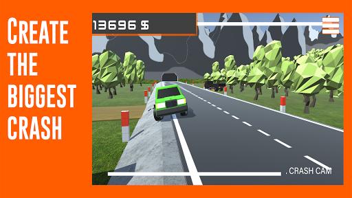 The Ultimate Carnage : CAR CRASH  captures d'écran 1