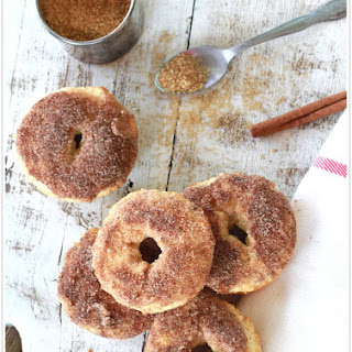 Baked French Breakfast Donuts Recipe