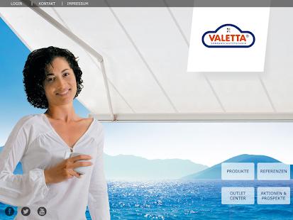 Valetta - náhled
