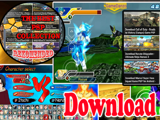 GAME LIST FILE ISO AND EMULATOR DOWNLOADER 1.5 baru screenshots 1