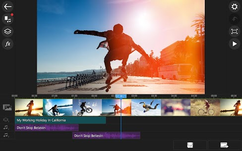 PowerDirector – Video Editor App, Best Video Maker Mod APK [Premium Cracked] 9