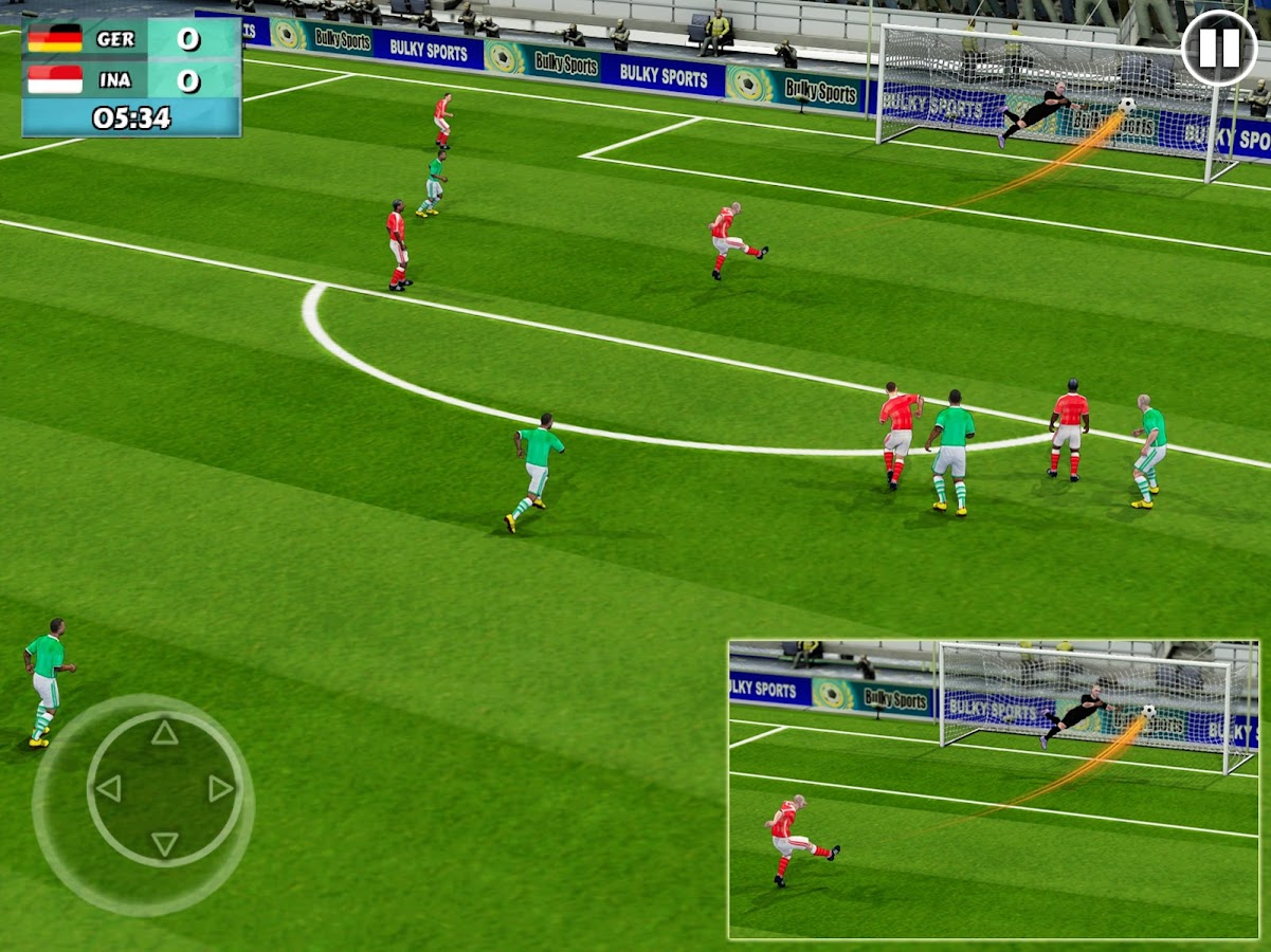play football 2017 game android apps on google play