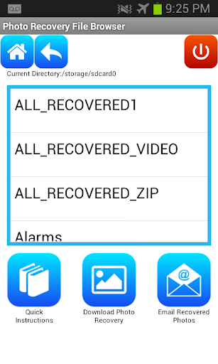 Recovery File Browser No Ads
