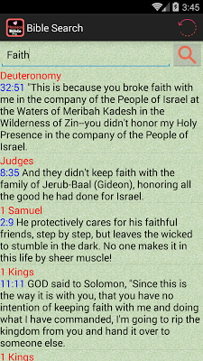The Message Audio Bible - screenshot