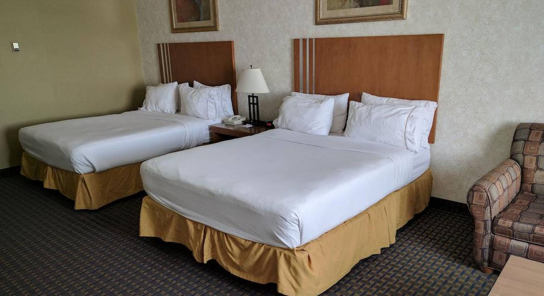 Holiday Inn Express Hotel & Suites Lethbridge