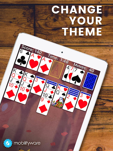 Solitaire 5.1.6.396 screenshots 2