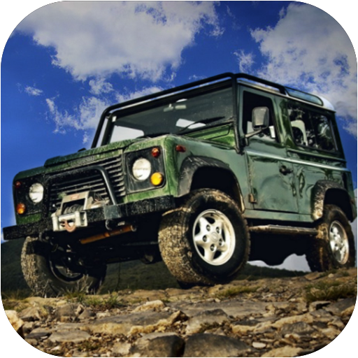 Offroad Driving Jeep Mountain Climbing 4x4 Drive