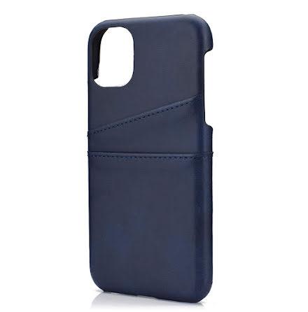iPhone 12 - Stilsäkert Praktiskt Skal med Korthållare