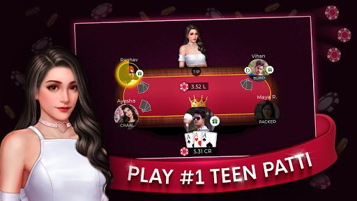 RTP - Royal Teen Patti 3.0 screenshots 1