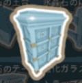 氷晶石の収納ボックス