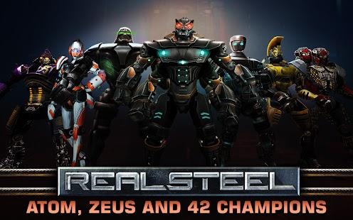 Real Steel- screenshot thumbnail