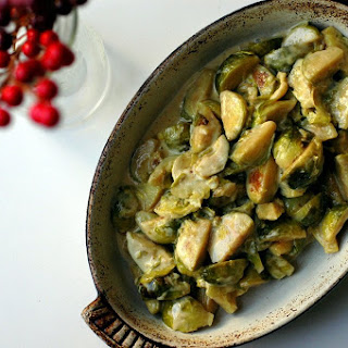 Brussel Sprouts Heavy Cream Recipes.