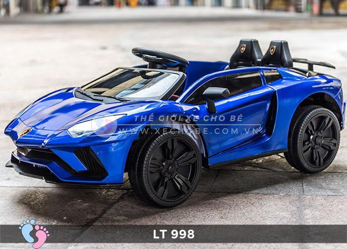 Xe hơi điện đồ chơi trẻ em LT-998 14