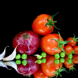 Mixed delight  by Asif Bora - Food & Drink Fruits & Vegetables (  )