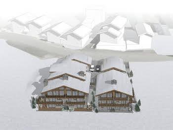 Appartement 4 pièces 98,4 m2