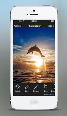 2017 Photo Editor - screenshot