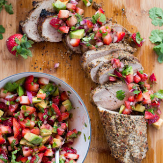 Avocado Pork Tenderloin Recipes