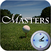Countdown for Masters Augusta