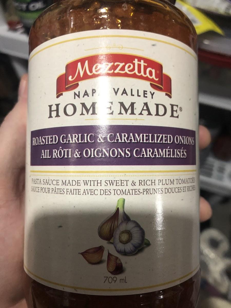 Marainara Sauce - Garlic And Onions