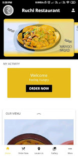 Ruchi Restaurant for PC-Windows 7,8,10 and Mac apk screenshot 2