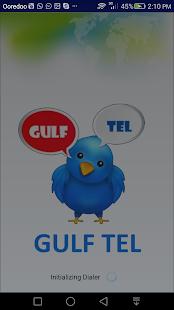 GULF TEL - náhled