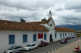 Photo: View of the contemporary art museum, Cuenca