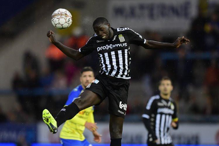 Le Sporting de Charleroi envoie un signal fort à Cristophe Diandy