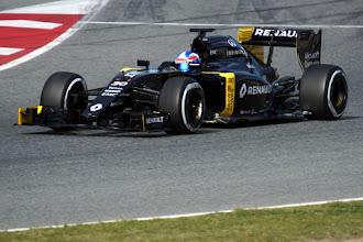 Photo: Jolyan Palmer - Renault Sport F1 Team