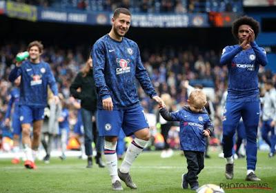 Avec Hazard dans le onze, Chelsea s'impose aux Etats-Unis, mais perd peut-être un pion important !