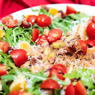The Best Salad in the World.
