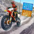 Snow Mountain Bike Racer Stunt 2019 APK