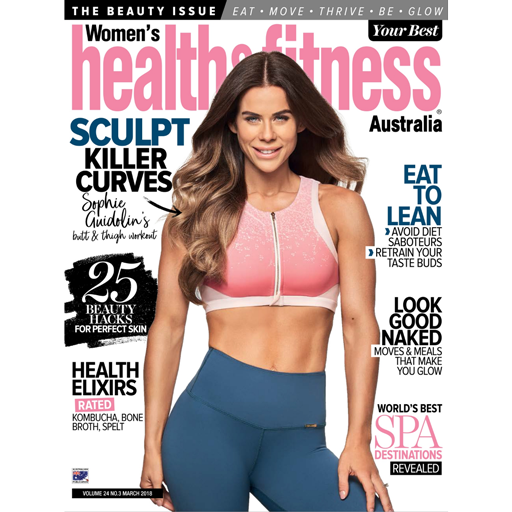 1fd146b1f06 Women s Health   Fitness - Apps on Google Play. App Icon