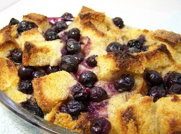 Bread Pudding For 2