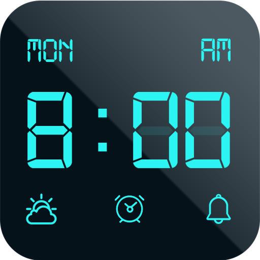 Digital Clock Widget - Analog clock live wallpaper file APK for Gaming PC/PS3/PS4 Smart TV
