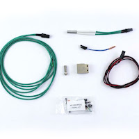 CLEARANCE - E3D Plated Copper Volcano Kit - 3.00mm (12v)