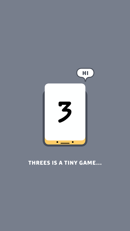 Threes! Free- screenshot