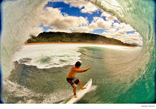 Photo: Photo of the Day: Dave Wassel, Backdoor. Photo: Noyle #Surfer #SurferPhotos