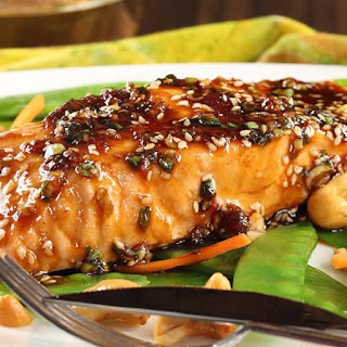 Asian-Glazed Salmon