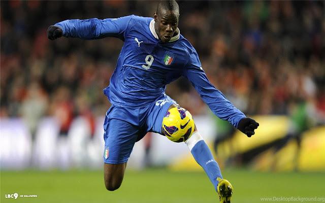 Mario Balotelli Themes & New Tab