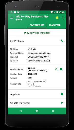 apkmirror google play services 12 6 85