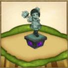 スズネの像