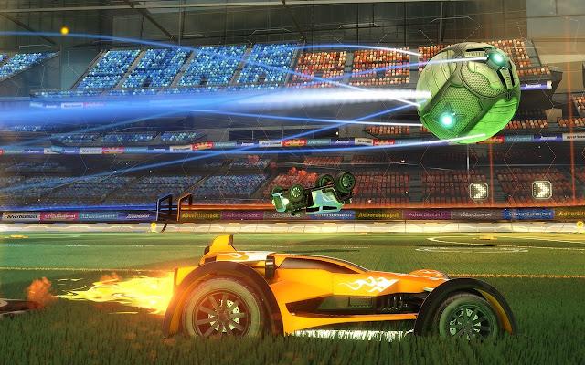 Rocket League HD WallpapersHD - New Tab