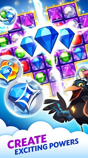 Bejeweled Stars- screenshot thumbnail