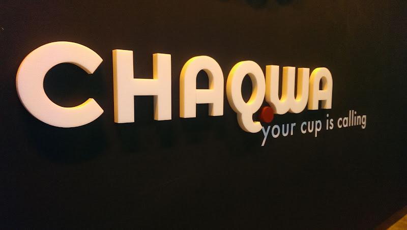 3D letters & logo's uit EPS en XPS - 3D letters CHAQWA