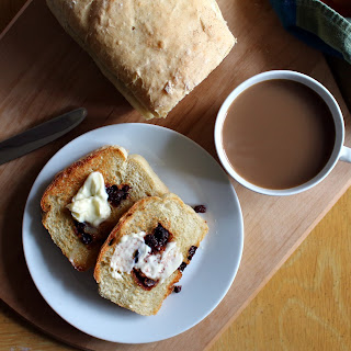 Raisin Bread.