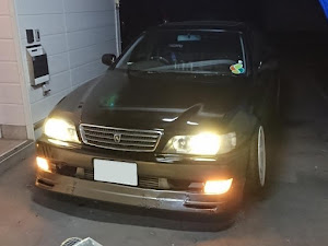 チェイサー  jzx100 ツートン 黒銀 ドリ車のカスタム事例画像 nagasan-labo.さんの2019年01月11日21:48の投稿