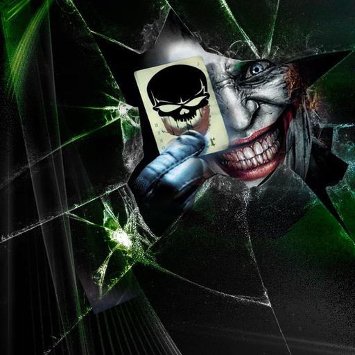 Joker Theme: Scary & Crazy Dark Horror